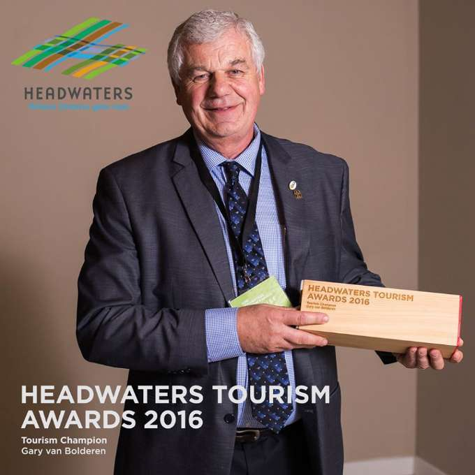 Tourism Awards in the Headwaters Region
