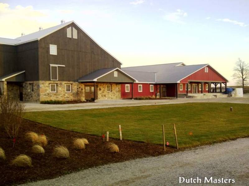Kingsfield Farm Dutch Masters Horse Barn Builders Ontario
