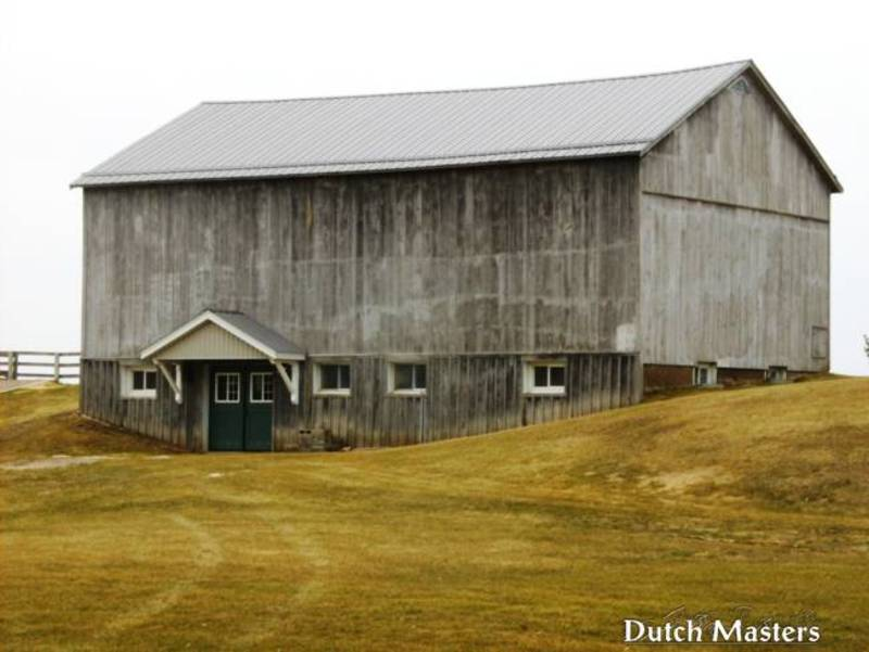 Quaker Valley Farm Dutch Masters Horse Barn Builders Ontario
