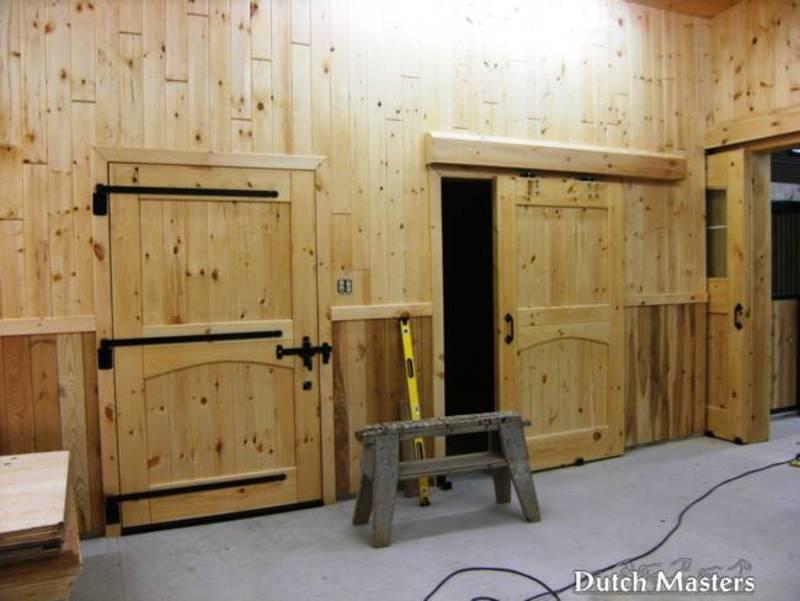 Quaker Valley Farm Dutch Masters Horse Barn Builders Ontario