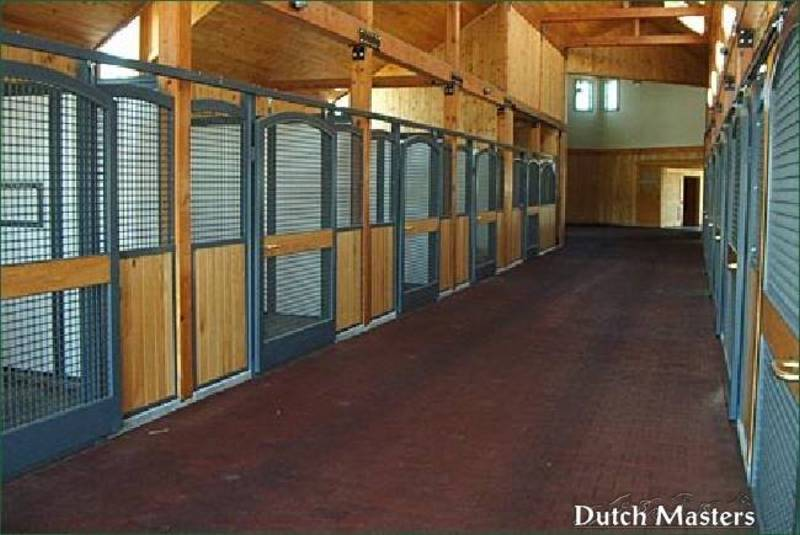 Chiefswood Dutch Masters Horse Barn Builders Ontario