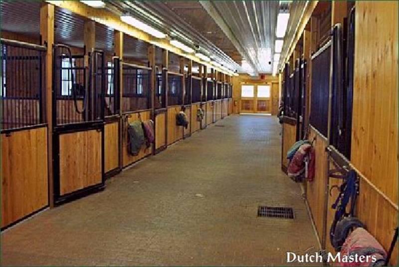 Canterbury Farm Dutch Masters Horse Barn Builders Ontario