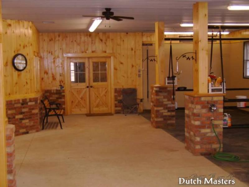 Farfield Farm - Dutch Masters Horse Barn Builders Ontario
