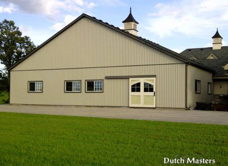 Goldmart Farms Dutch Masters Horse Barn Builders Ontario