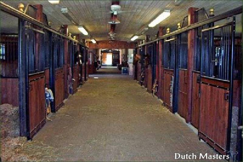 Grande Farms Dutch Masters Horse Barn Builders Ontario