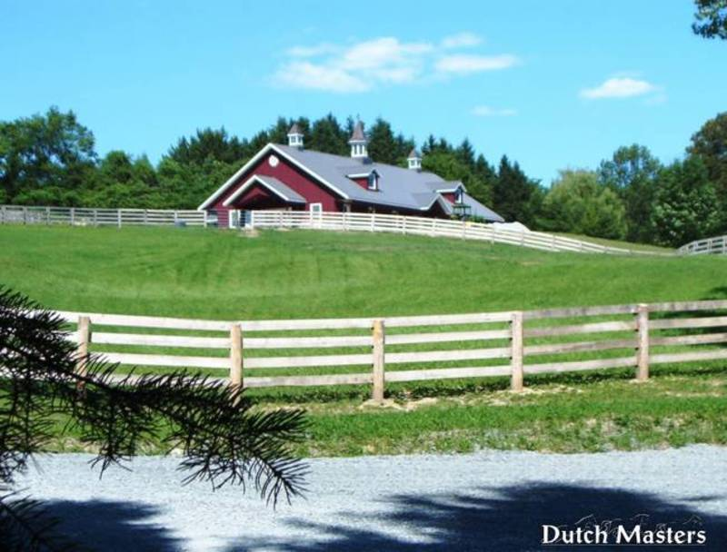 Westover Farm Dutch Masters Horse Barn Builders Ontario
