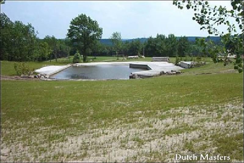 Horse barn plans ontario kanam for Design of farm pond ppt