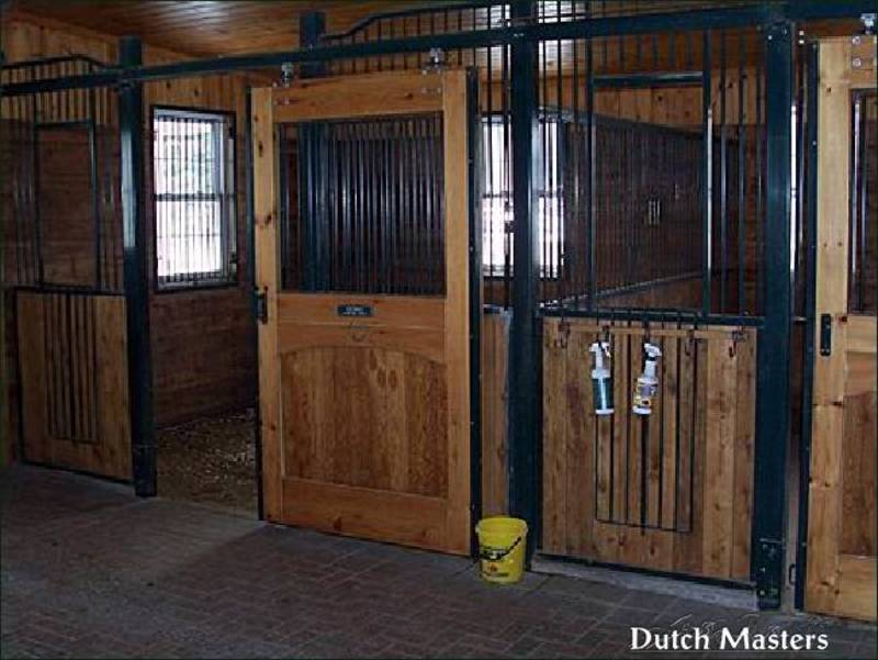 Windsong Farms Dutch Masters Horse Barn Builders Ontario