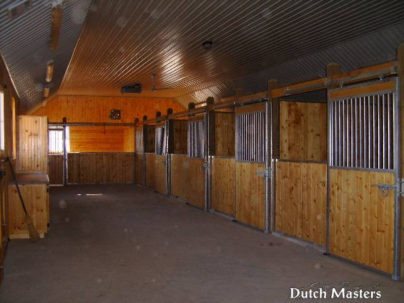 Angelstone Farm Dutch Masters Horse Barn Builders Ontario