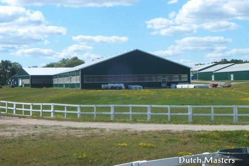 Equestrian Complex Dutch Masters Horse Barn Builders Ontario