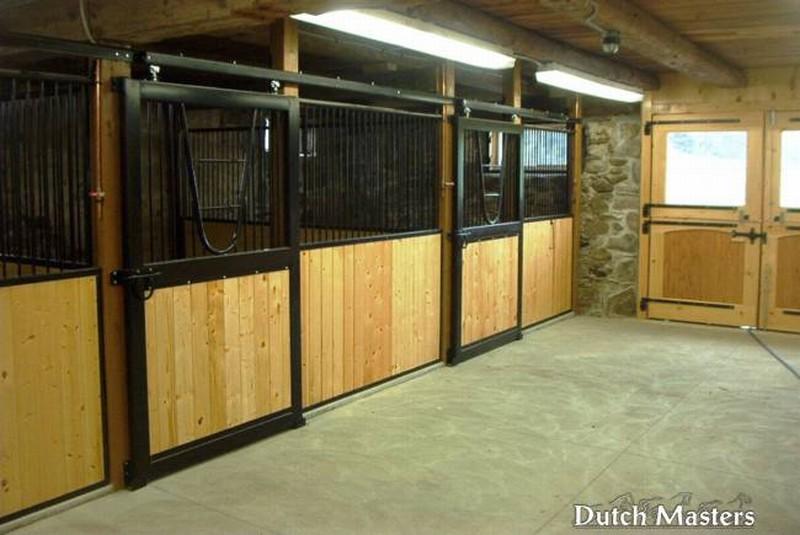 Framing A Barn Door