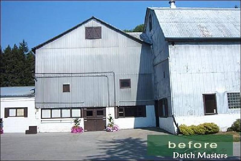 Richardson farms dutch masters horse barn builders ontario for Barn builders ontario