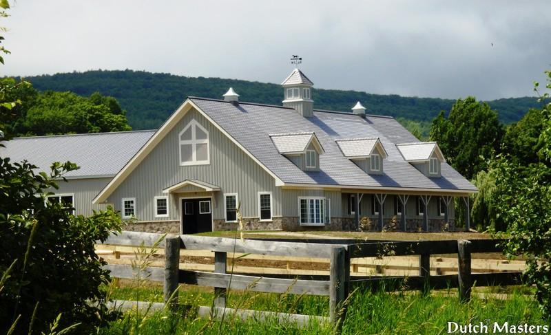 Braeburn Farms Ltd Dutch Masters Horse Barn Builders