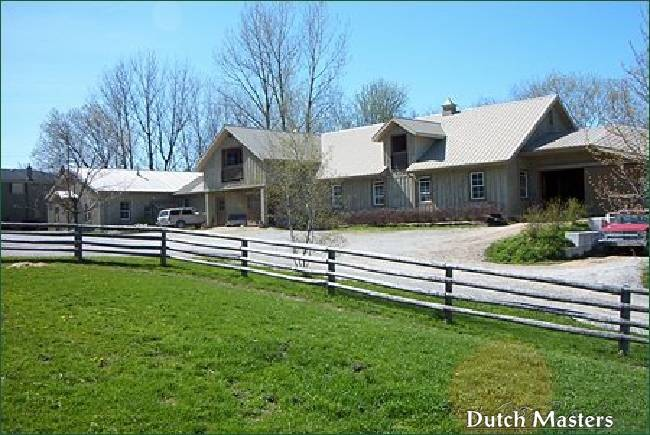 Herronwood Farm Dutch Masters Horse Barn Builders Ontario