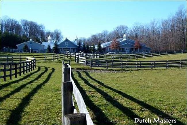 Oakcrest Farms Dutch Masters Horse Barn Builders Ontario