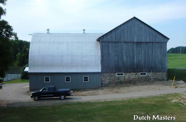Looking Back Farm Dutch Masters Horse Barn Builders Ontario