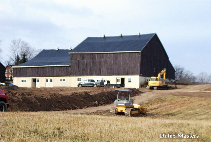 Hunterview Renovation Dutch Masters Horse Barn Builders