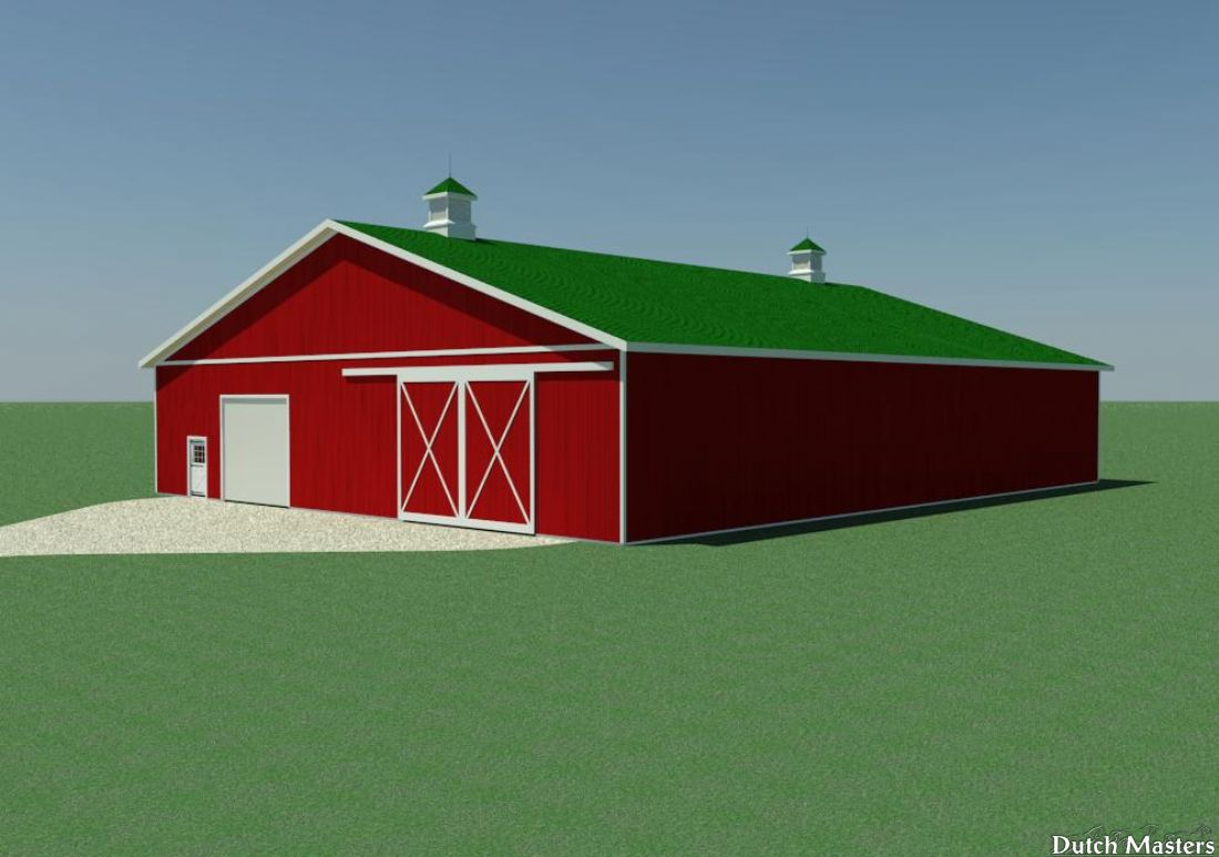 Horse stables and arena construction barn builder ontario for Barn builders ontario