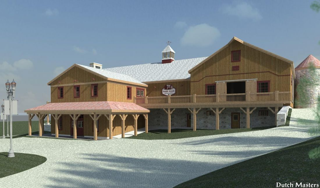 Heritage Horse Barn Conversion Dutch Masters Horse Barn