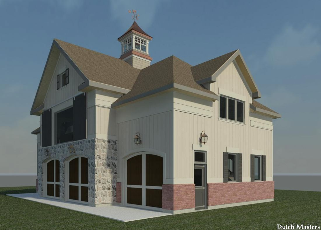 Carriage house design dutch masters horse barn builders for Carriage home designs