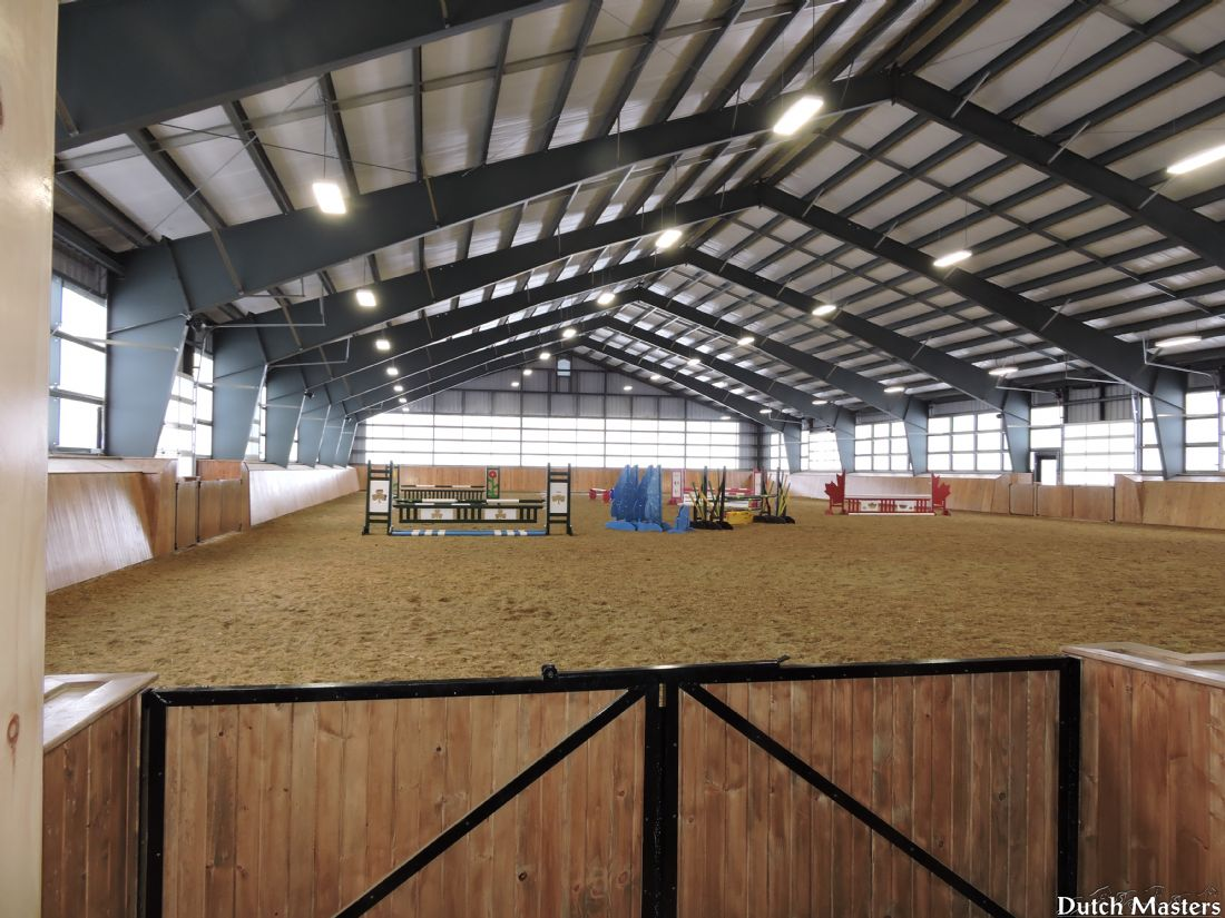 Ingleside farm dutch masters horse barn builders ontario for Barn builders ontario